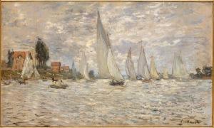 Monet, Barche