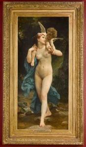 Bouguereau, Giovinezza e Amore