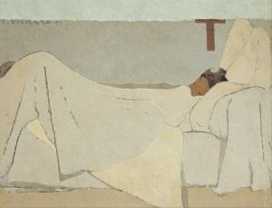 Edouard_Vuillard_a letto