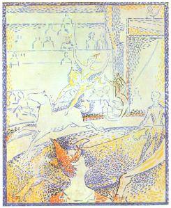 Georges Seurat, Circo