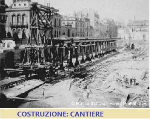 Orsay ferrovia cantiere