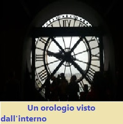 orsay orologio dall' interno