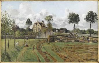 Pissarro, Alle Tour Jongleur