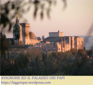 Avignone -  Palazzo dei Papi