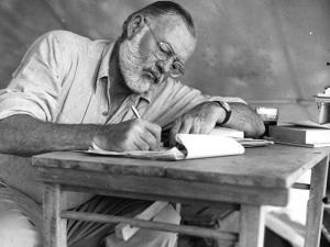 Hemingway- Cuba