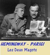 HEMINGWAY LES DEUX MAGOTS