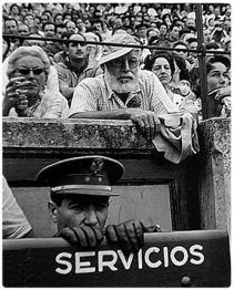 Hemingway Pamplona